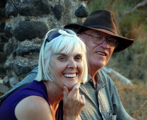 Gordon & Sybil McKillop in Zambia